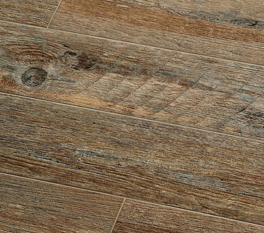 Piastrelle effetto legno bricoman idee di design nella vostra casa - Piastrelle color legno ...